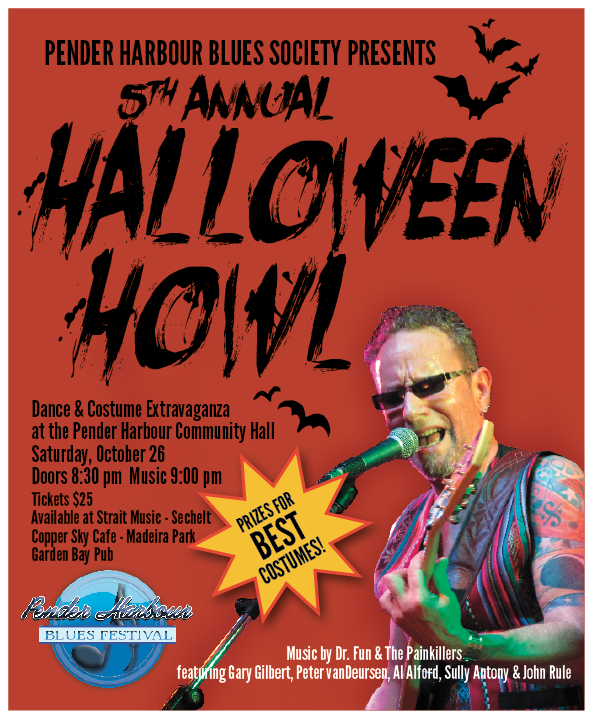 Join us for Halloween Howl – October 26, 2013