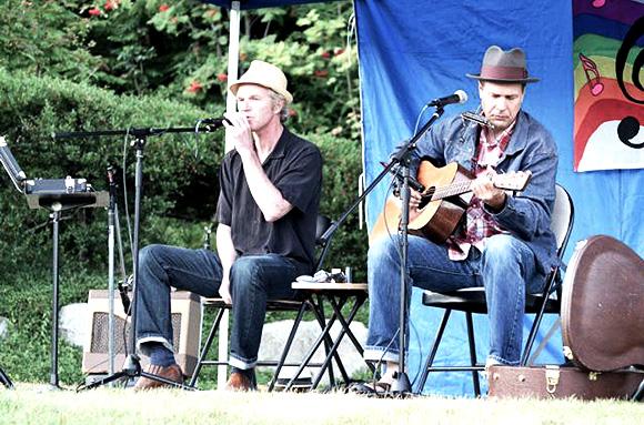 Dave Paterson & Steve Hinton
